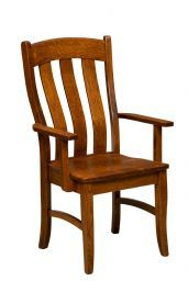 Artisan Chairs | Abilene Arm Chair