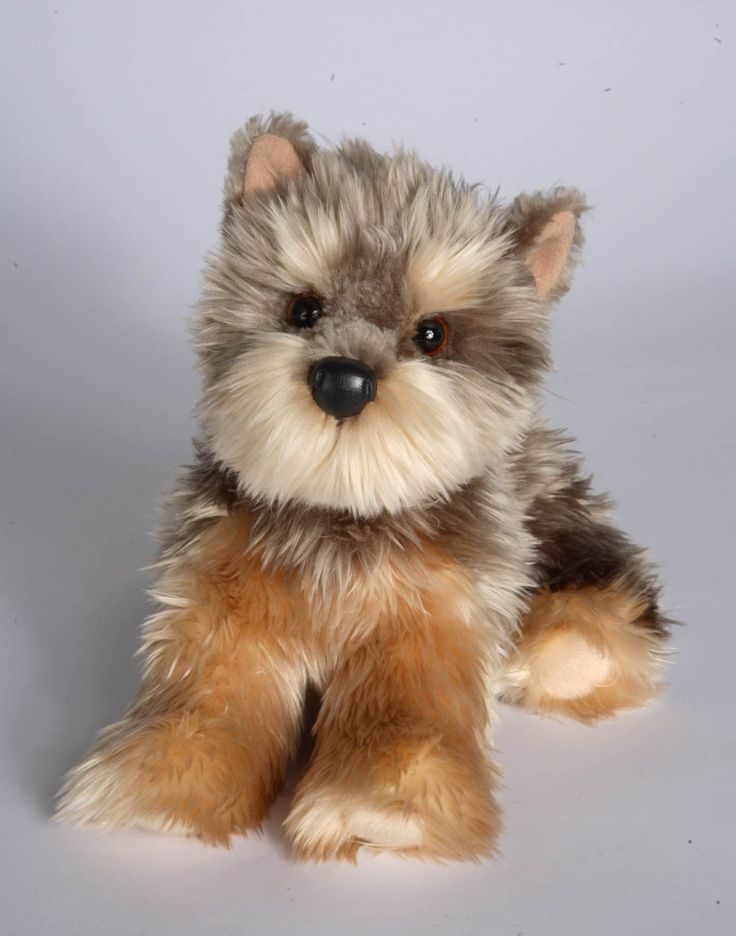 "Amazon.com: Yettie Yorkie: Toys & Games - Douglas 12"" $13 ..."