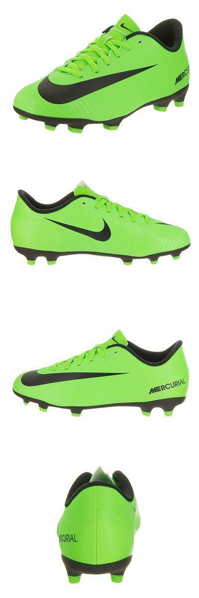 Youth 159177: Nike Kids Jr Mercurial Vortex Iii Fg Soccer Cleat -> BUY IT NOW ONLY: $49.9 on eBay!