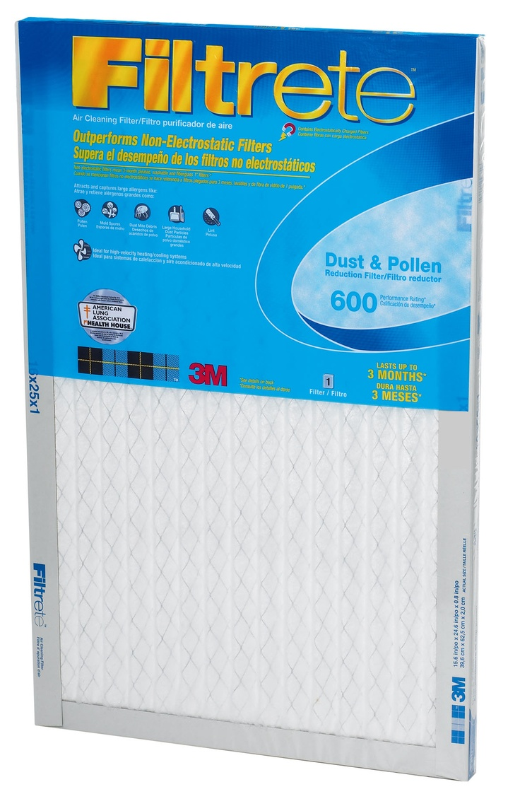 Filtrete Proactive Healthy Living Filters, Air filter