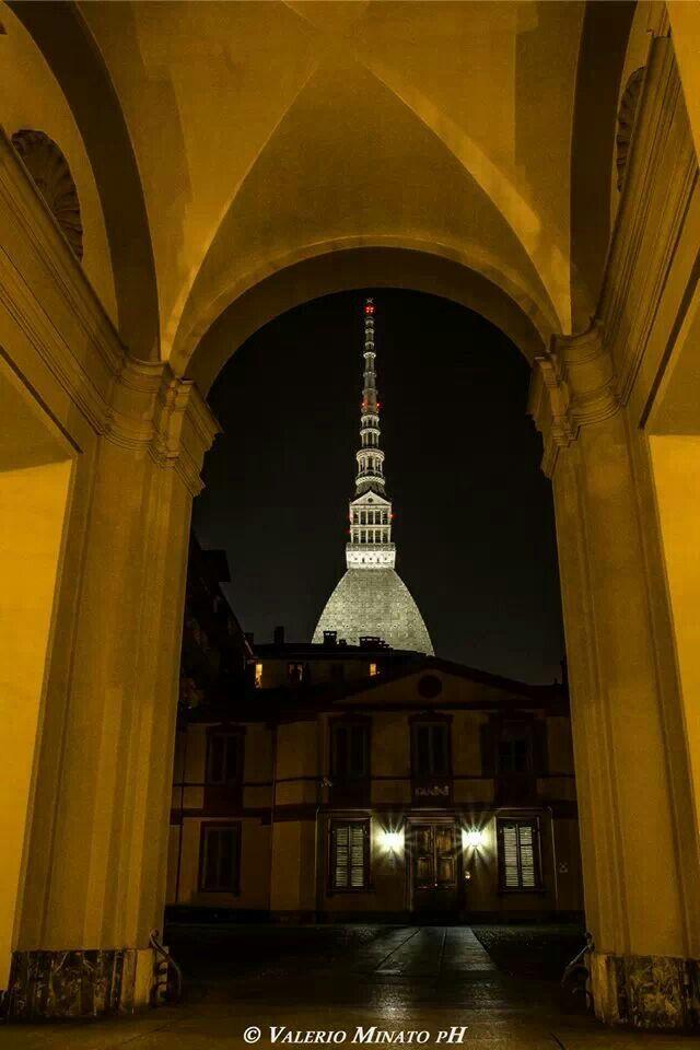 """""""La mole in cortile"""" by Valerio Minato Ph, #Torino #bellaitalia"""