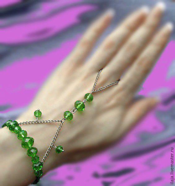 Слейв браслеты ювелирные