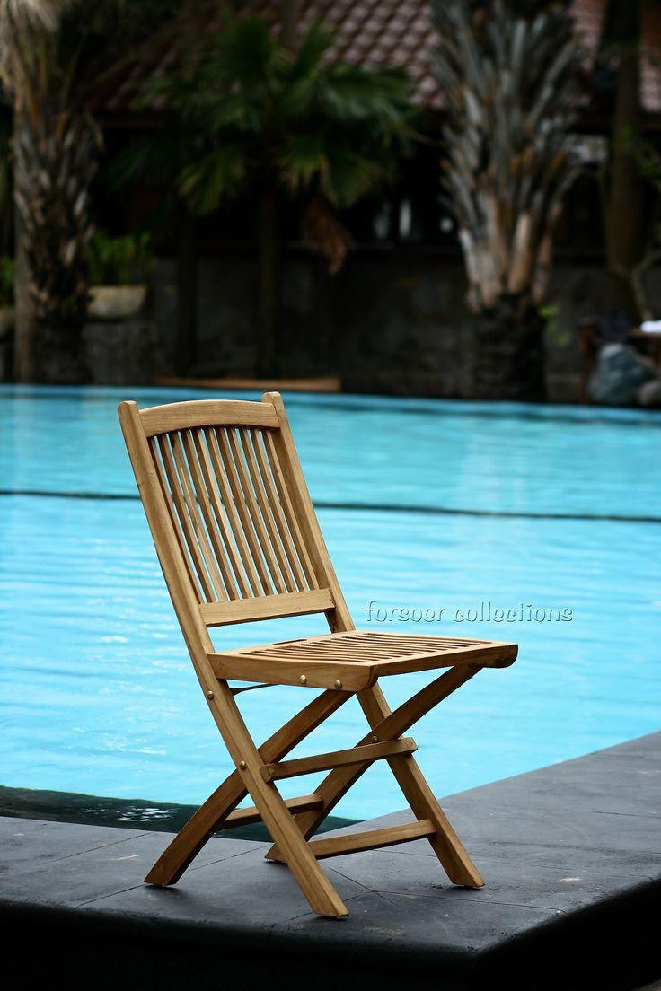 Teak Outdoor Furniture-Chair
