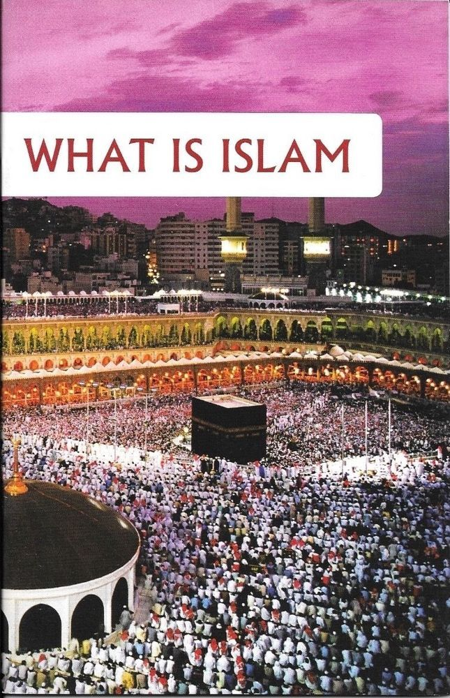 What is Islam, Maulana Wahiduddin Khan, English, Paper Back