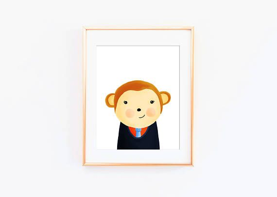 Check out this item in my Etsy shop https://www.etsy.com/au/listing/541154917/monkey-animal-buddies-printable