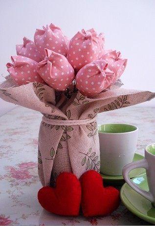 [Mapa] amigos recomiendan un solo producto: [material] bolsa de tela hecha a mano original de la simulación de la flor DIY de este tulipán es muy bueno para hacer, y siempre cocinado - Calle de setas