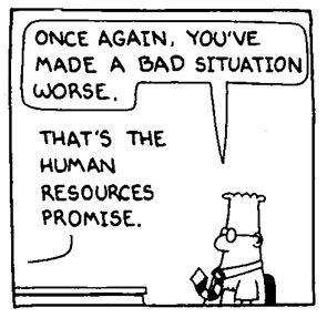 Dilbert Human Resources II