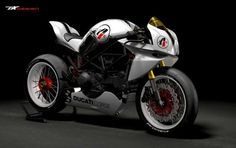 """Ducati Monster S4R by Tex Design. For information on conversion kit for a S4R in the """"Tex"""" version, you can directly contact Mr. Paolo Tex."""