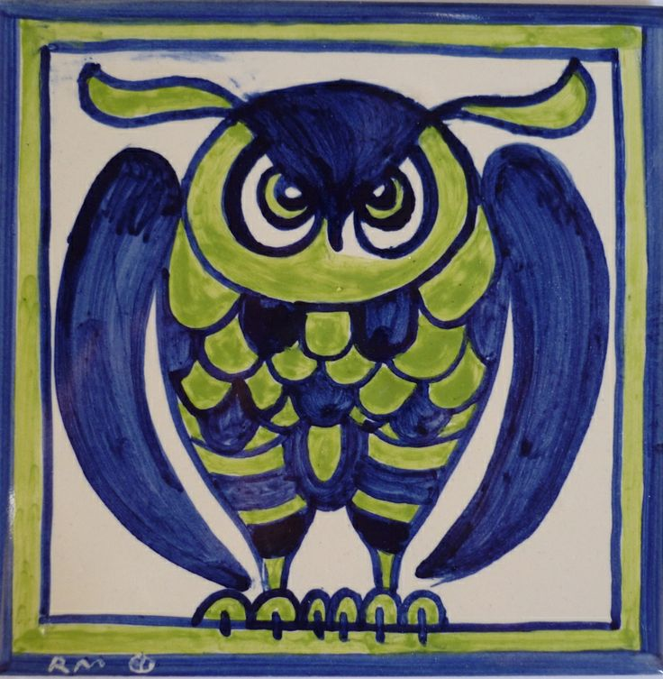 Hand Painted Tile by Roger Metcalfe. Silves – Portugal. This tiles can be personalized with the colors of your choice. Please contact us for more information. Www.estudio-destra.com