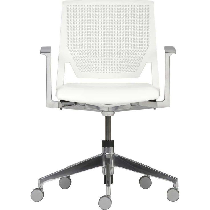 Very White Haworth Chairs For Sale | Haworth Office Chair For Your Office |  Office Furniture