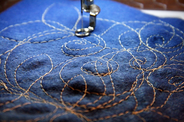 free sewing on fabric