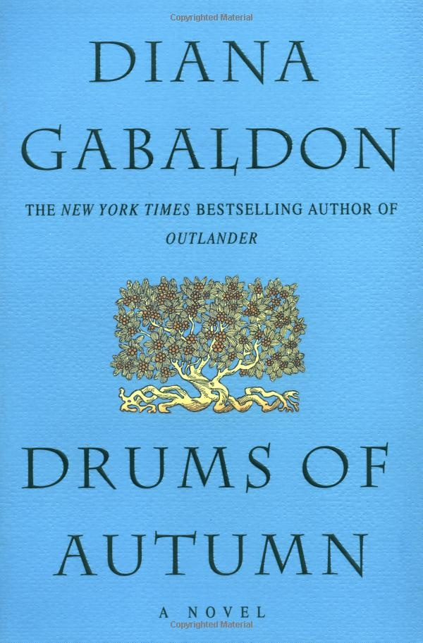 Drums of Autumn by Diana Gabaldon (Outlander #4)