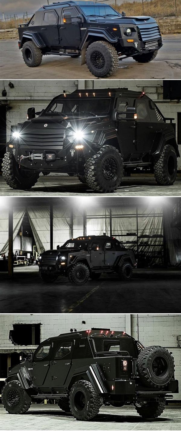 Gurkha RPV Civilian Edition | By Terradyne Armored Vehicles