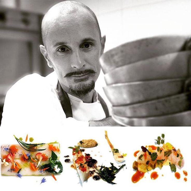 20154208 - M - 2 star - Chef Enrico Crippa - Restaurant Il Duomo - Alba, Italy #italianfood #italianchef #italianrestaurant www.100ITA.com