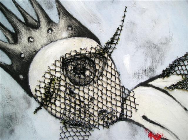 Λεπτομέρεια του έργου ''My wings of desire'' / Κέλλυ Μέντζου Detail of artwork ''My wings of desire'' / Kelly Mentzou  #art #collections #contemporary_art #detail #kelly_mentzou (http://www.dlfineartsgallery.com/exhibit/%CE%BA%CE%B5%CE%BB%CE%BB%CF%85-%CE%BC%CE%B5%CE%BD%CF%84%CE%B6%CE%BF%CF%85-kelly-mentzou/QQKyYTcAO_qpIg)