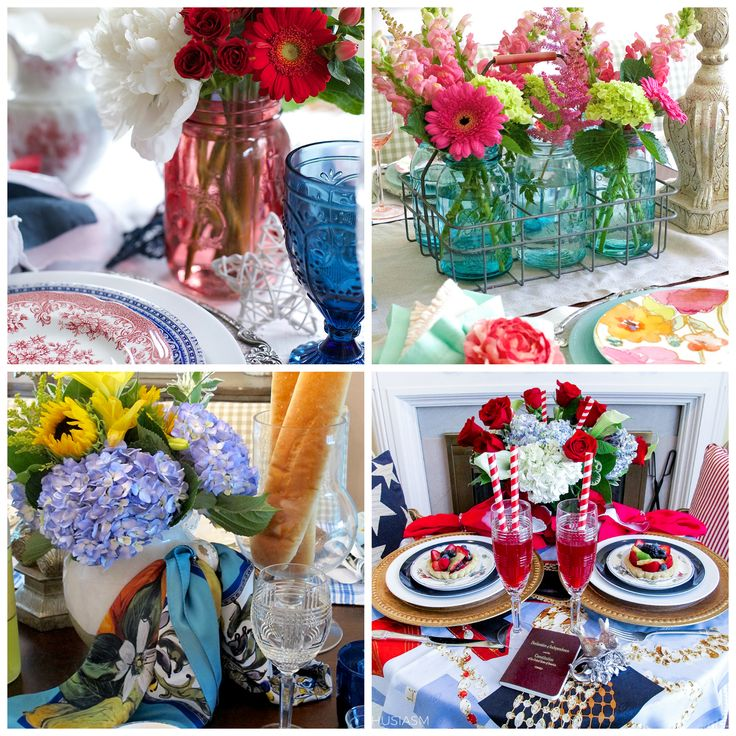 Summer Beach Tablescape And A Summer Tablescape Party: 441 Best Tablescapes Images On Pinterest