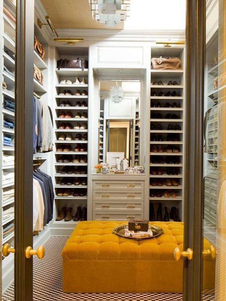 walk in closets designs   Practical Walk In Closet Organizer: neat walk in closet organizer