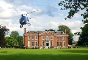Bradbourne House (Country house) wedding venue in East Malling (nr Maidstone), Kent #weddingvenues #kent #countryhouse #brides #grooms #wow #stunning #location