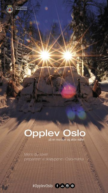 Opplev Oslo kampanjeplakat11 | Flickr - Photo Sharing!
