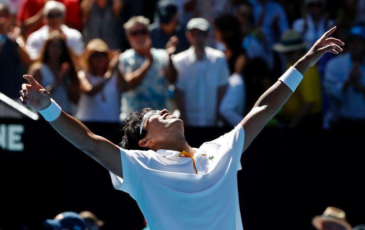 FOX NEWS: Chung's stunning run continues into Australian Open semis