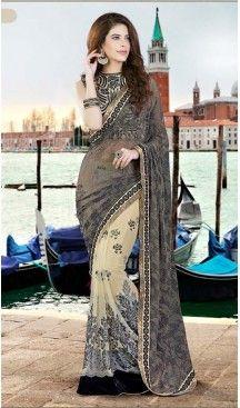 Beige Color Georgette Party Wear Saris Blouse | FH529980079 #traditional #ethnic #ootd #fashion #makeup #mua #hair #lehenga #saree #sari #jewellery #jewelry #asian #asia #wedding #weddingphotography #asianwedding #asianbride #bridal #bride #weddingbells, #love #fashion #india #wedding #floral #sari #desi #blouse #bollywood #weddings #couture #style #dress #editorial #designer #punjabisuit #makeup #sisters #satin #indianbride #beautiful #bride @heenastyle