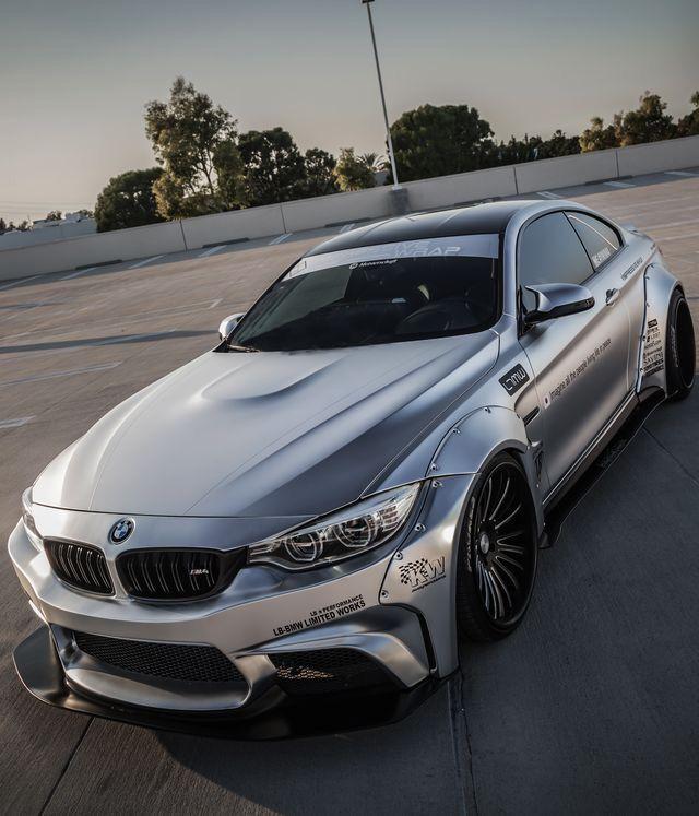 Liberty Walk #BMW M4