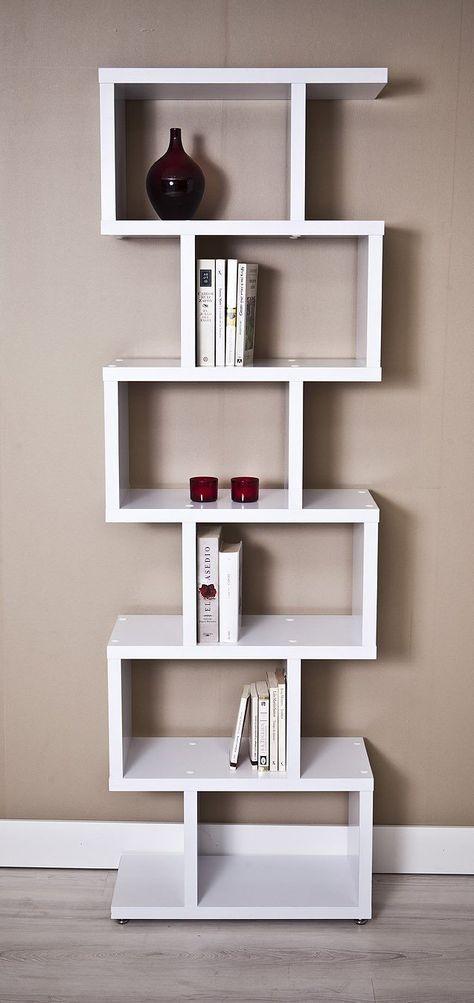 Estanteria Florida 6360 Blanco Es Hogar Cool Shelves Shelf Small
