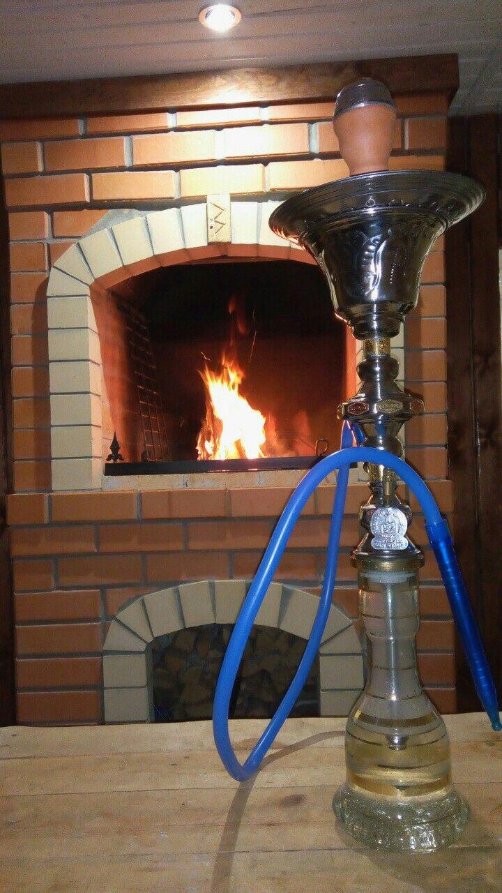 мангал из кирпича, кальян, шиша, огонь