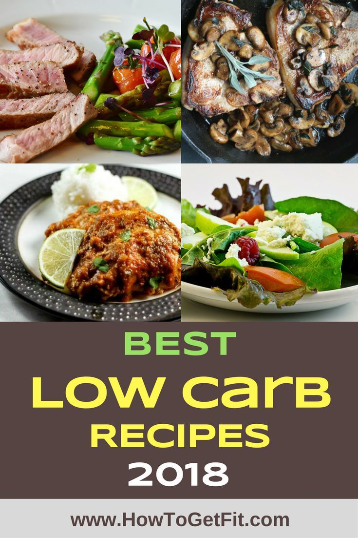 Looking for the best low carb recipes of 2018?  Stay on your ketogenic diet with these delicious familu-friendly breakfasts, lunches and dinners!  #ketodiet  #lowcarbrecipes