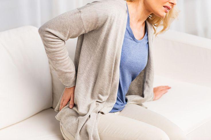 Bli kvitt ryggvärken på 5 minuter!