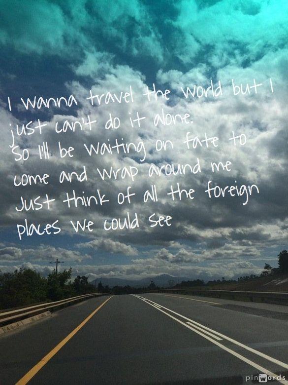 """Brand New Day"" lyrics by Kodaline. Photo taken in Cape Town, South Africa www.thefangirldiaries.blogspot.com"