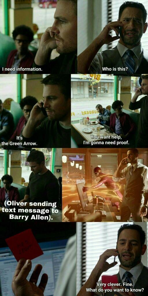 """#Arrow 5x11 """"Second Chances"""""""
