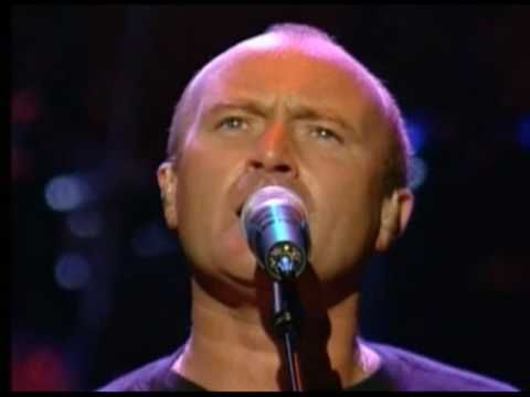 PHIL COLLINS ~ Take Me Home LIVE
