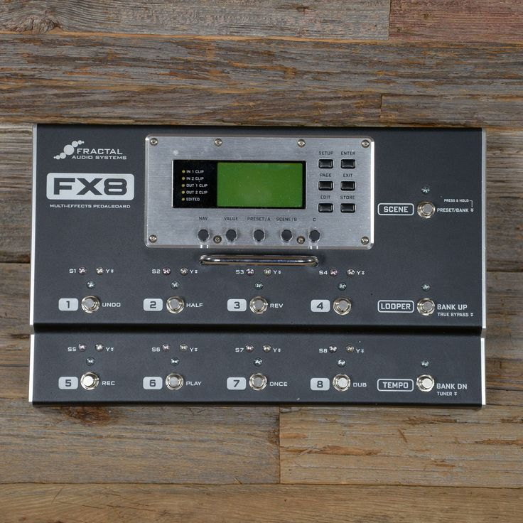 Fractal Audio Systems FX8 USED