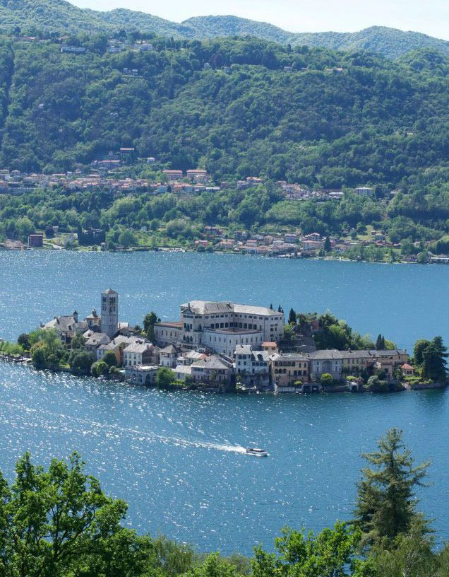 Lake Orta has been an inspiration to poets and writers for centuries and is without doubt the most romantic lake in Italy and one of the most romantic places on earth. Need romance? Visit now!