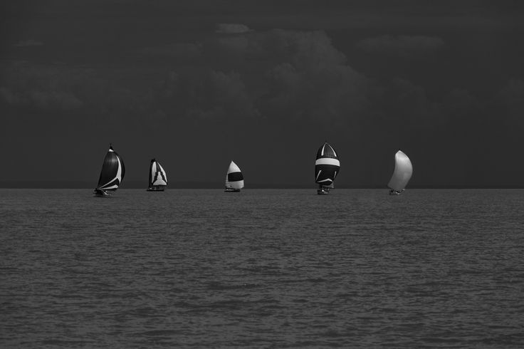 Sailings on the Balaton lake by Zsolt Hlinka on 500px