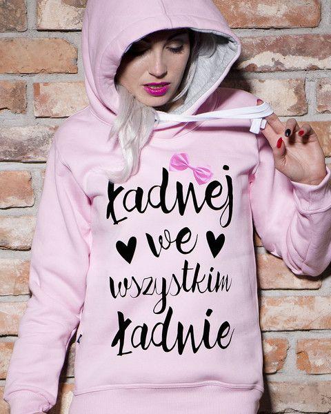 Bluza+ładnej+we+wszystkim+ładnie+róż+!+w+ŁAP+NAS+na+DaWanda.com