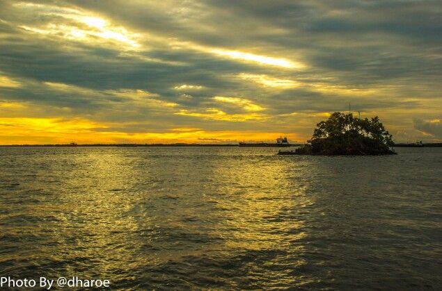 Sunset @balikpapan