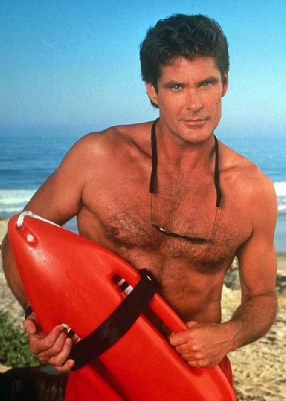 David Hasselhoff to Play...David Hasselhoff in Baywatch Movie!