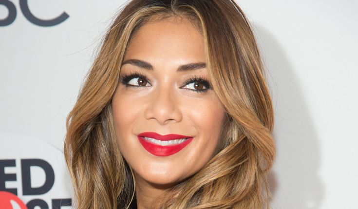 """Nicole Scherzinger - """"My top skin tips for anti-ageing are wearing SPF everyday, sleep and lots of moisturiser and water."""""""