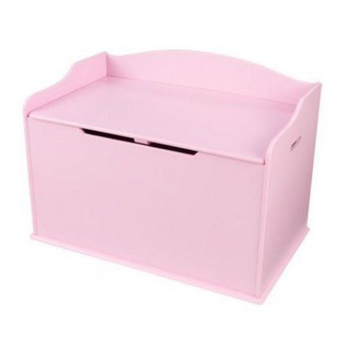 KidKraft Pink Toy Box from The Toy Centre UK