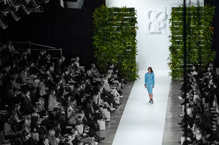 Coop @ NZ Fashion Week 2014 #nzfw