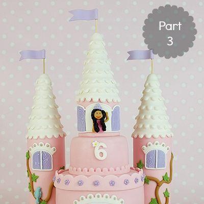 136 Best Images About Castle Cakes On Pinterest Castle