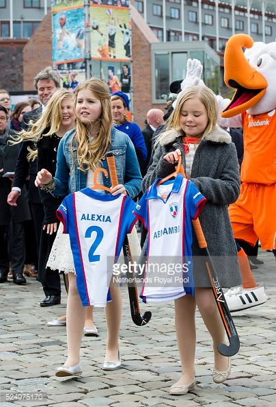 The Dutch Royal Family Attend King's Day | Getty Images