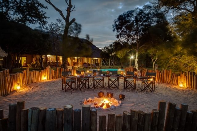 Enjoy a wonderful meal at Hippo Hollow, knowing that your safari will begin the following day, book your family trip with African Welcome   http://www.africanwelcome.com/tours-and-safaris-south-africa-botswana-namibia-vicfalls/safari-packages-kruger-national-park-south-africa/kruger-family-safari-6-days