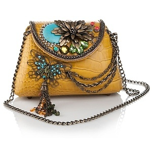 one of my all time favorites  Mary Frances Urban Nature Beaded Bag