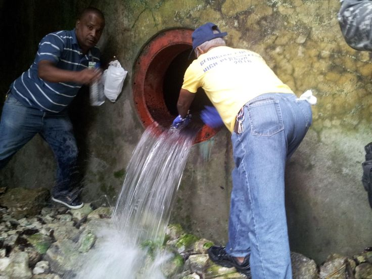 PN aclara prueba de agua supuestamente envenenada en Barahona salió negativa