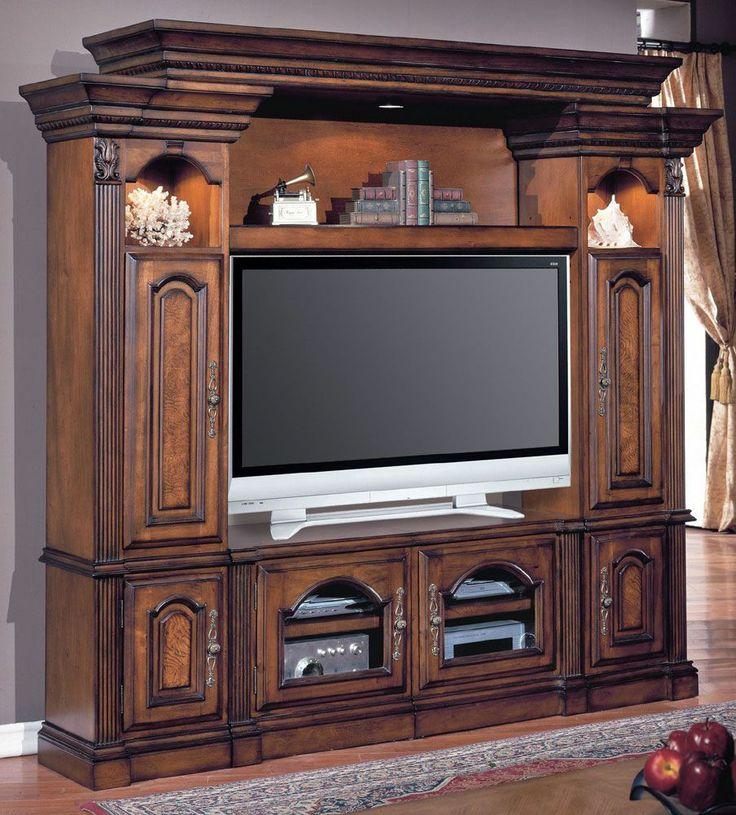 Home Entertainment Spaces: 8 Best Tuscan Entertainment Center Images On Pinterest