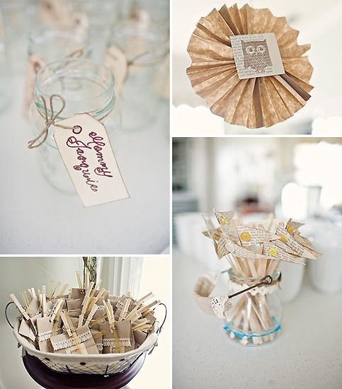 Ideas para decorar un Bautizo o Babyshower - Para bebés - Charhadas.com