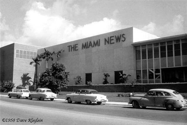 Amazing Midcentury Photographs of Miami  Page 2 of 2  Best of Web Shrine